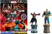 Marvel Chess Collection Special #3 Starlord & Thanos Guardians Of The Galaxy GOTG Eaglemoss Publications